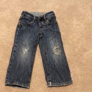 Gap jeans 18-24 months